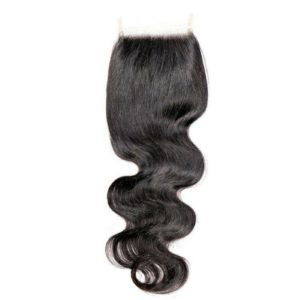 Indian Remy Body Wave Closure